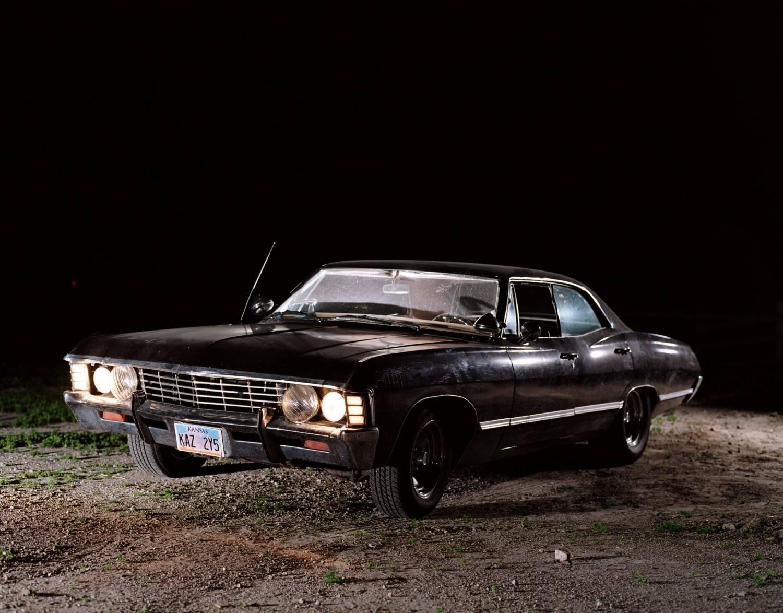 Impala supernatural gif